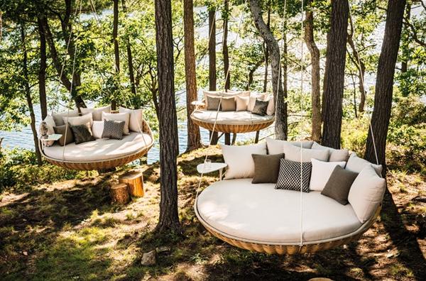 Swingrest闲暇吊椅给你带来奢华的享受